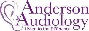 Anderson Audiology logo linked to website